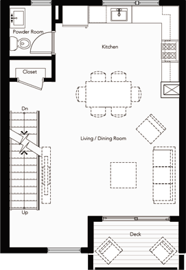 Brickhause 18M floorplan
