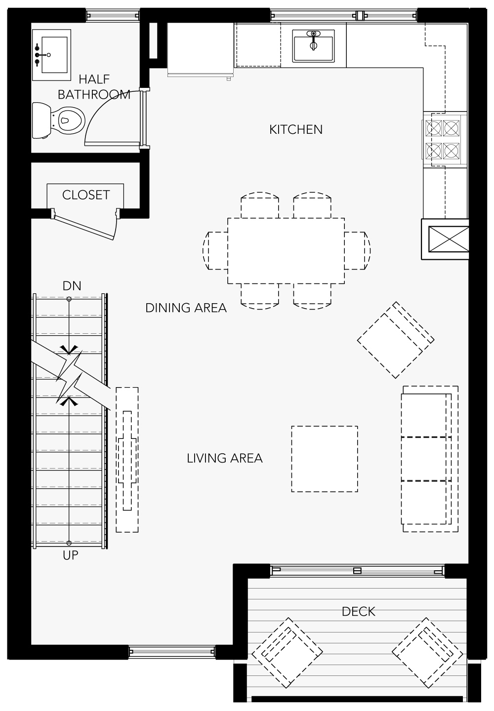 Brickhause 13F floorplan