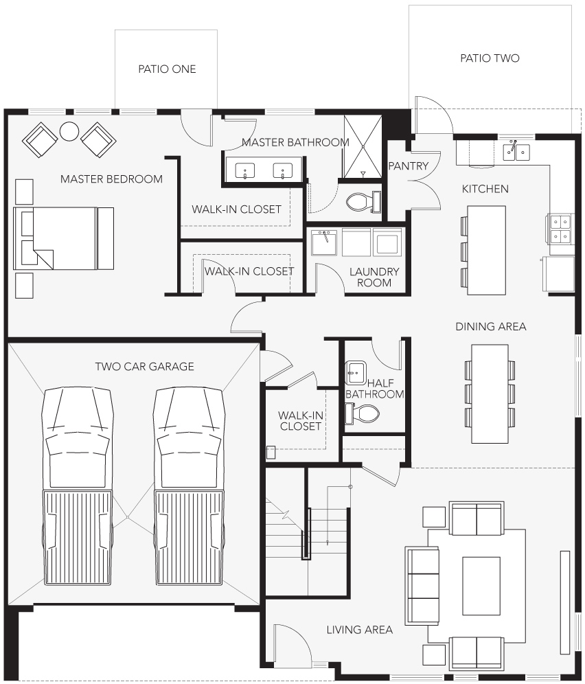 Brickhause 10 floorplan