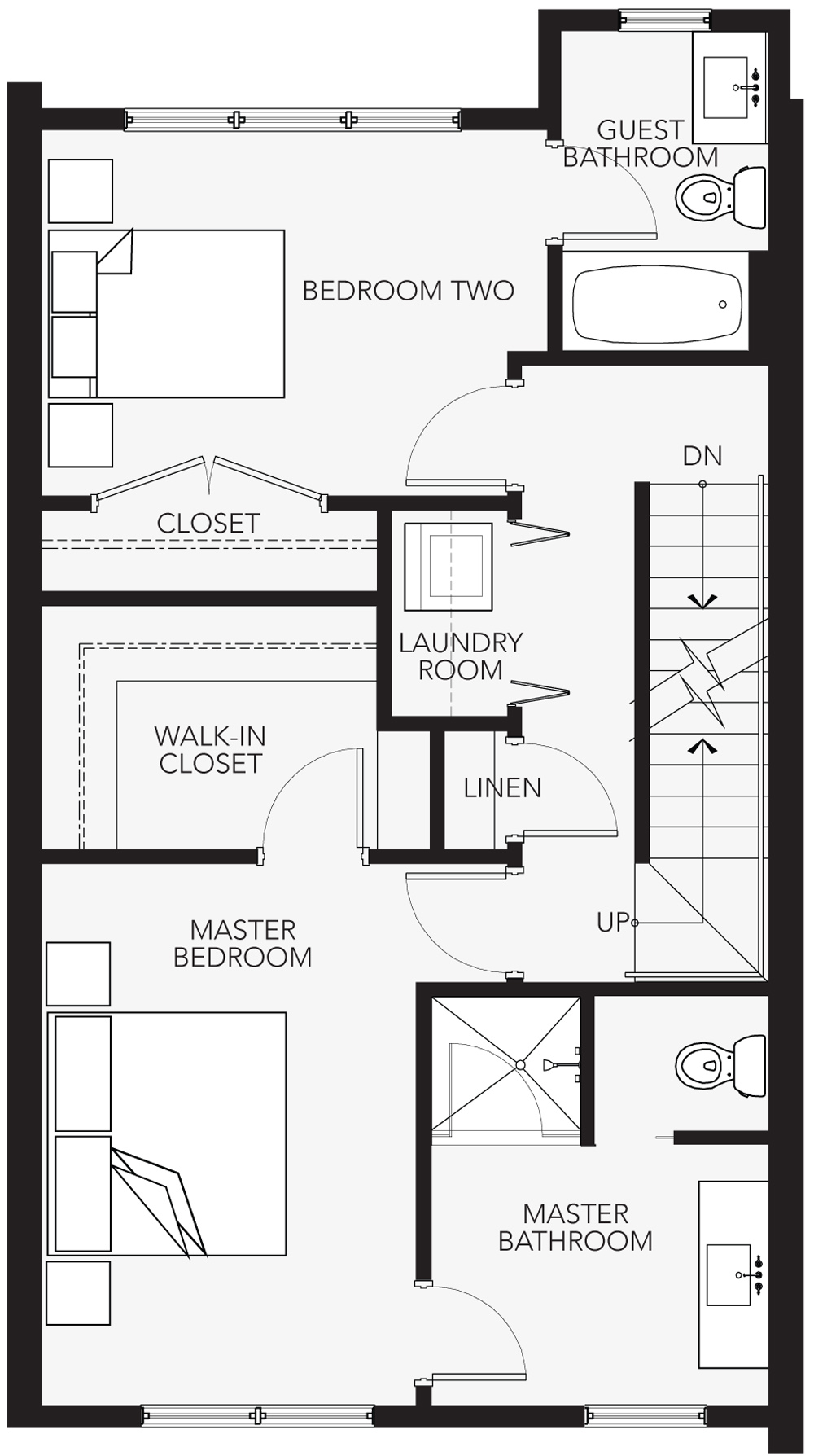 Brickhause 1 floorplan
