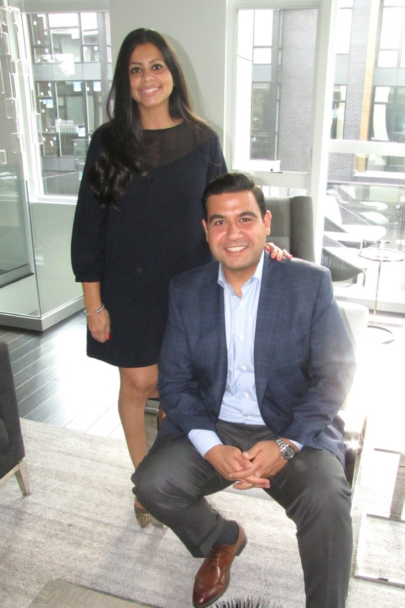 Meet the Residents: Omid and Yaminah Sattarian