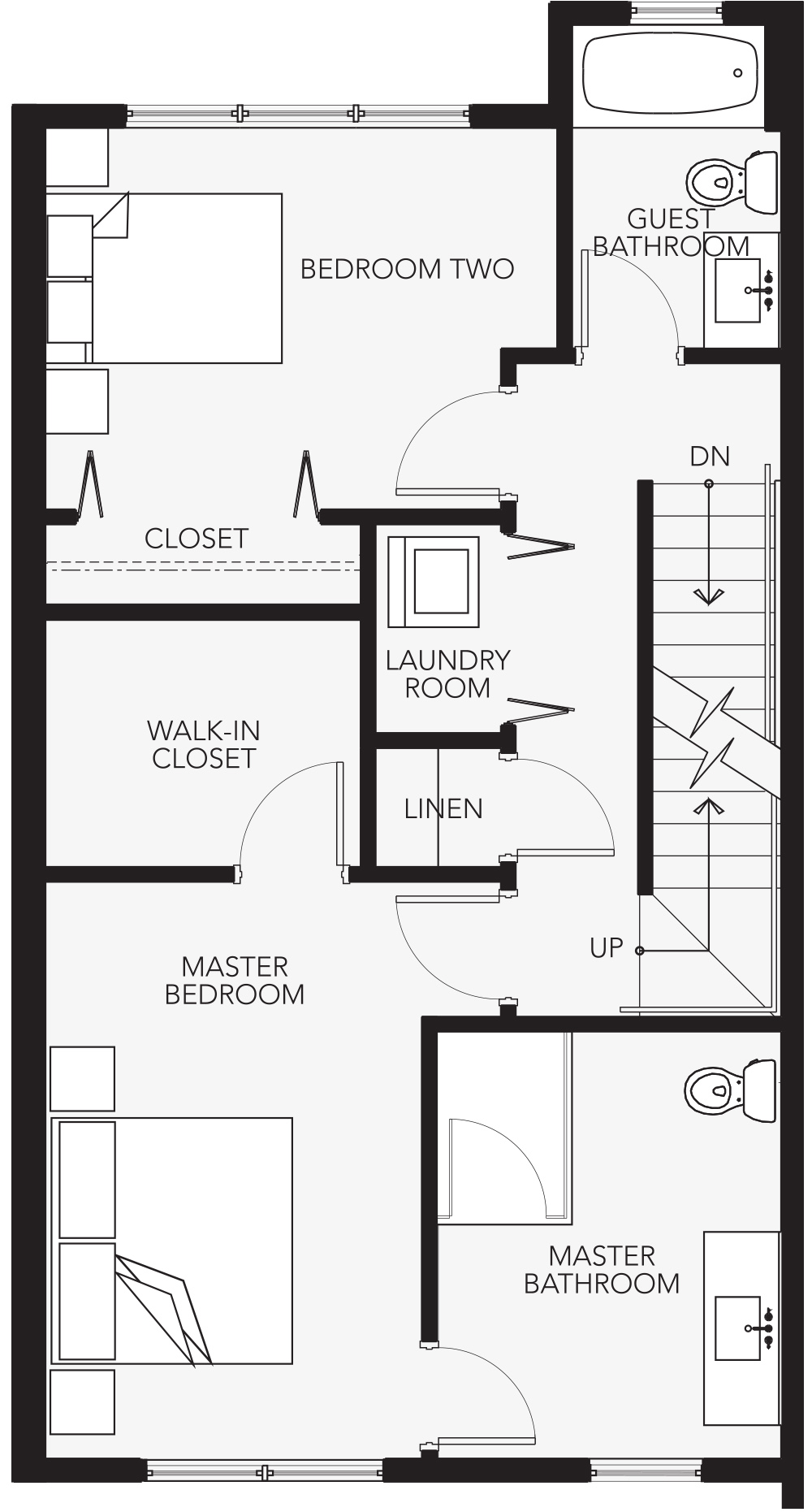 Brickhause 6 floorplan